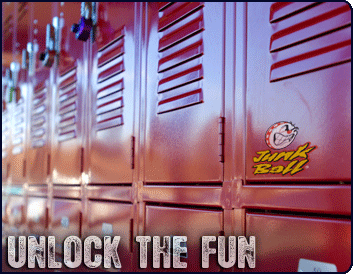 Junk Ball, Fun, Locker Room